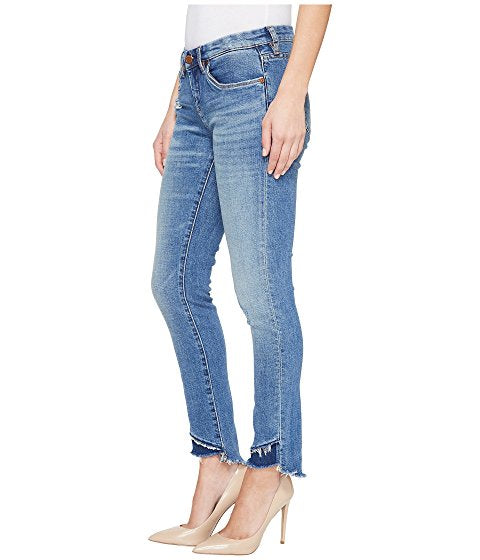 Blank Crop Jeans in App Happy - BOMSHELL BOUTIQUE