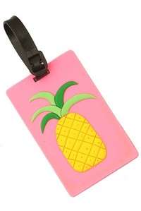 Pineapple Luggage Tag - BOMSHELL BOUTIQUE