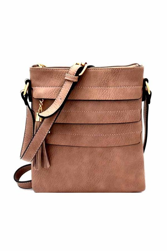 Danni Bag in Taupe