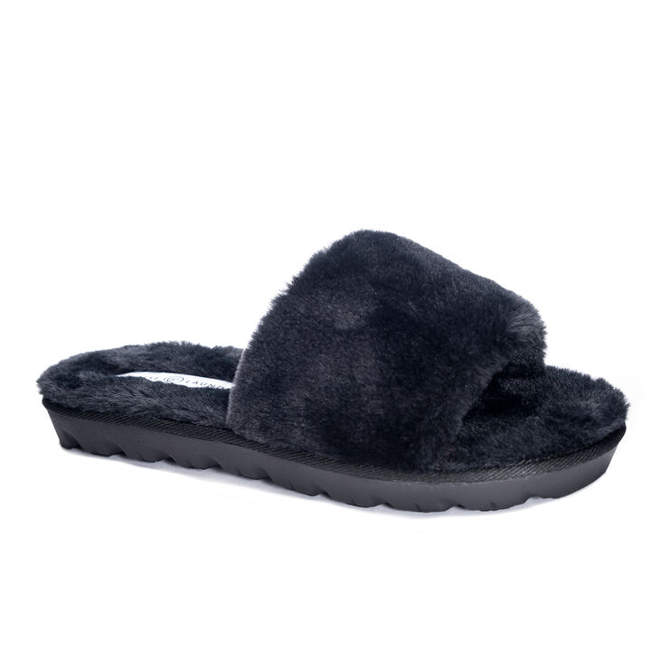 Chinese Laundry Rally Slide- Black