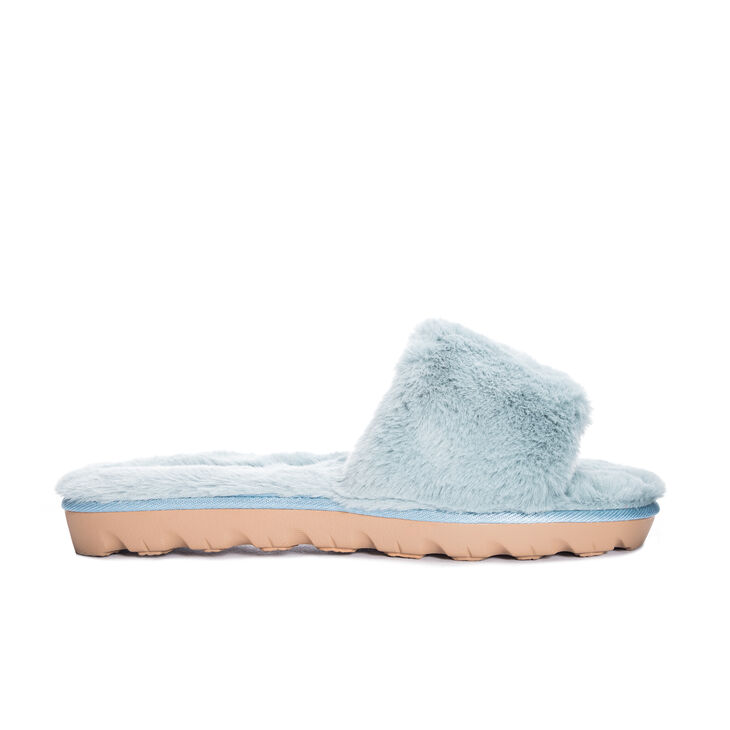Chinese Laundry Rally Slide- Mint Blue