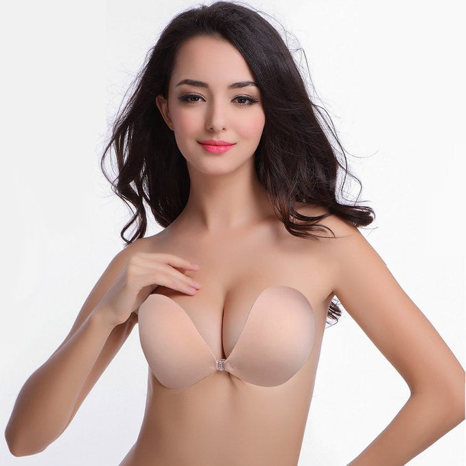 Free Bra-adhesive cloth bra - BOMSHELL BOUTIQUE