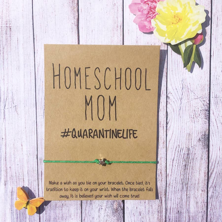 Home School Mom - Quarantine Collection - BOMSHELL BOUTIQUE
