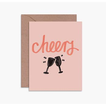 Cheers Card - BOMSHELL BOUTIQUE
