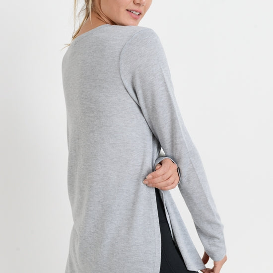 Ivy Long Sleeve Top - Other Colors