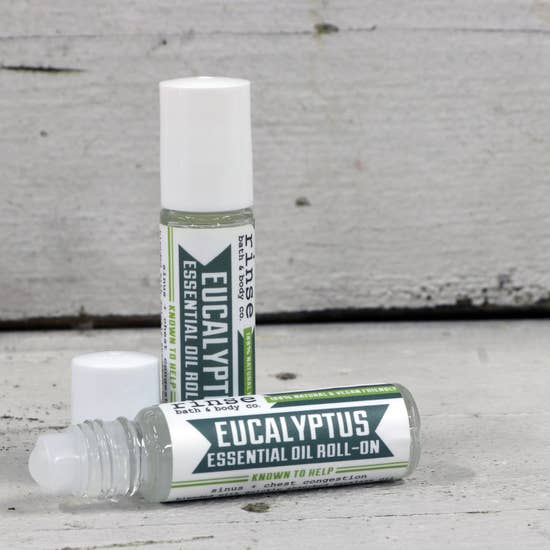 Roll-On Eucalyptus Essential Oil - BOMSHELL BOUTIQUE