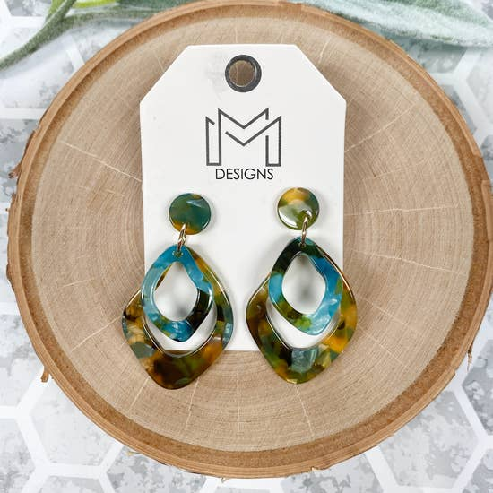 Wyatt Earrings - BOMSHELL BOUTIQUE