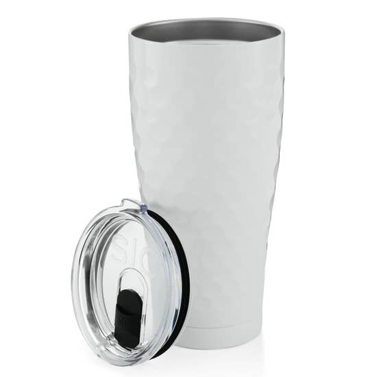 30 oz Dimpled Golf Tumbler - BOMSHELL BOUTIQUE