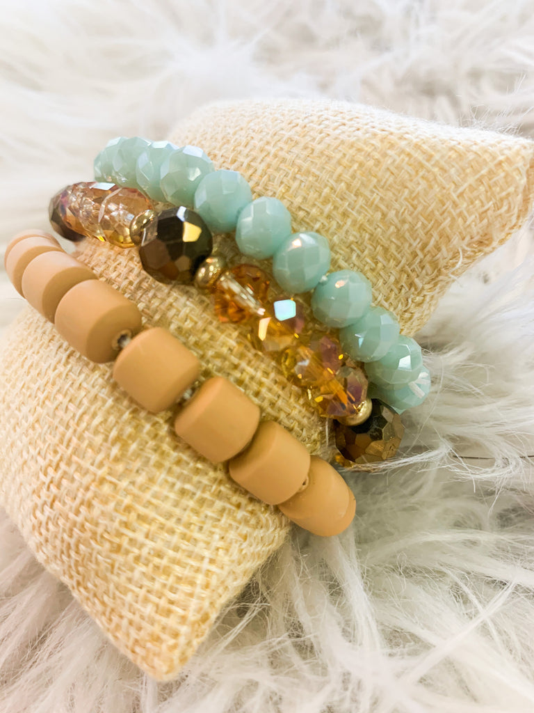 Into The Waves Bracelets