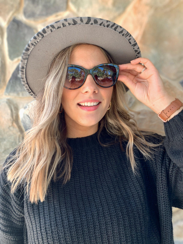 Light Of My Life Sunglasses-Tortoise - BOMSHELL BOUTIQUE