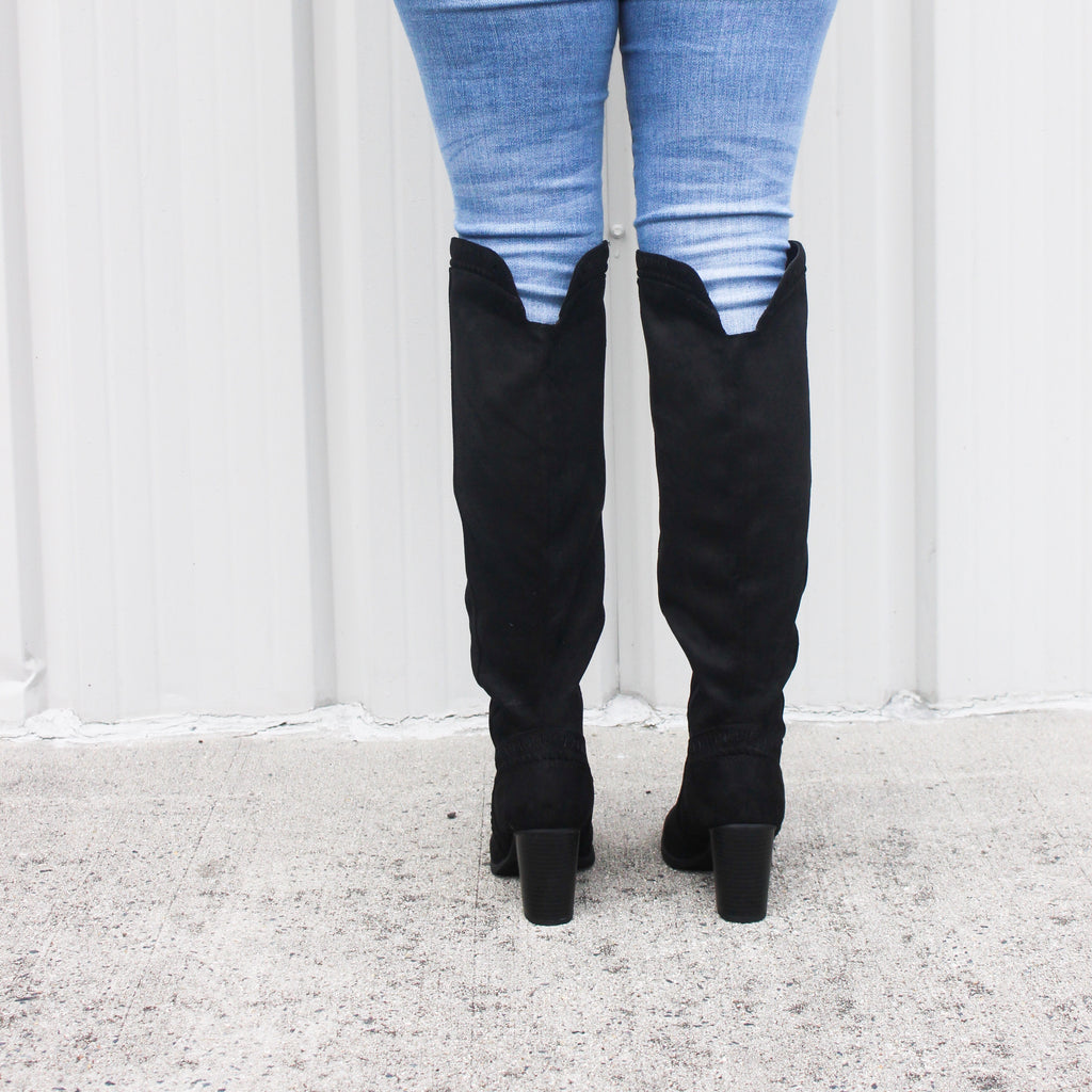 Viva Boot in Black