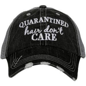 Quarantine Hair Don't Care - BOMSHELL BOUTIQUE