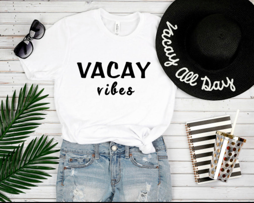 Vacay Vibes Top - BOMSHELL BOUTIQUE