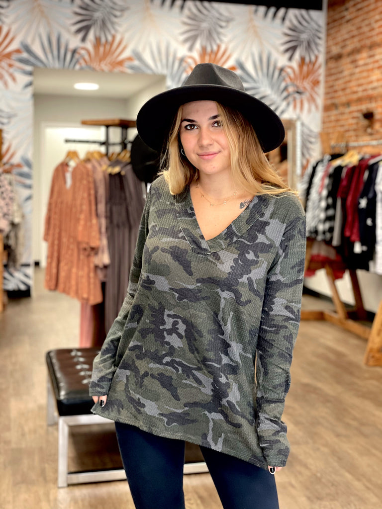 Blakely Camo Thermal