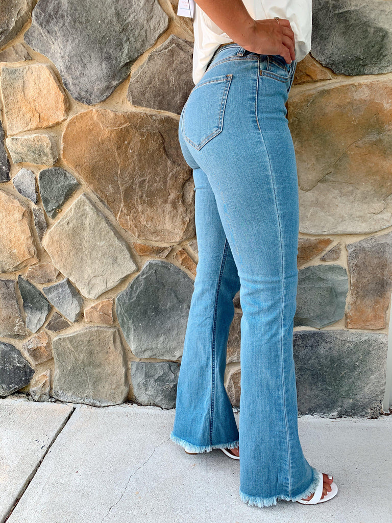 You're Cute Jeans by Cello - BOMSHELL BOUTIQUE