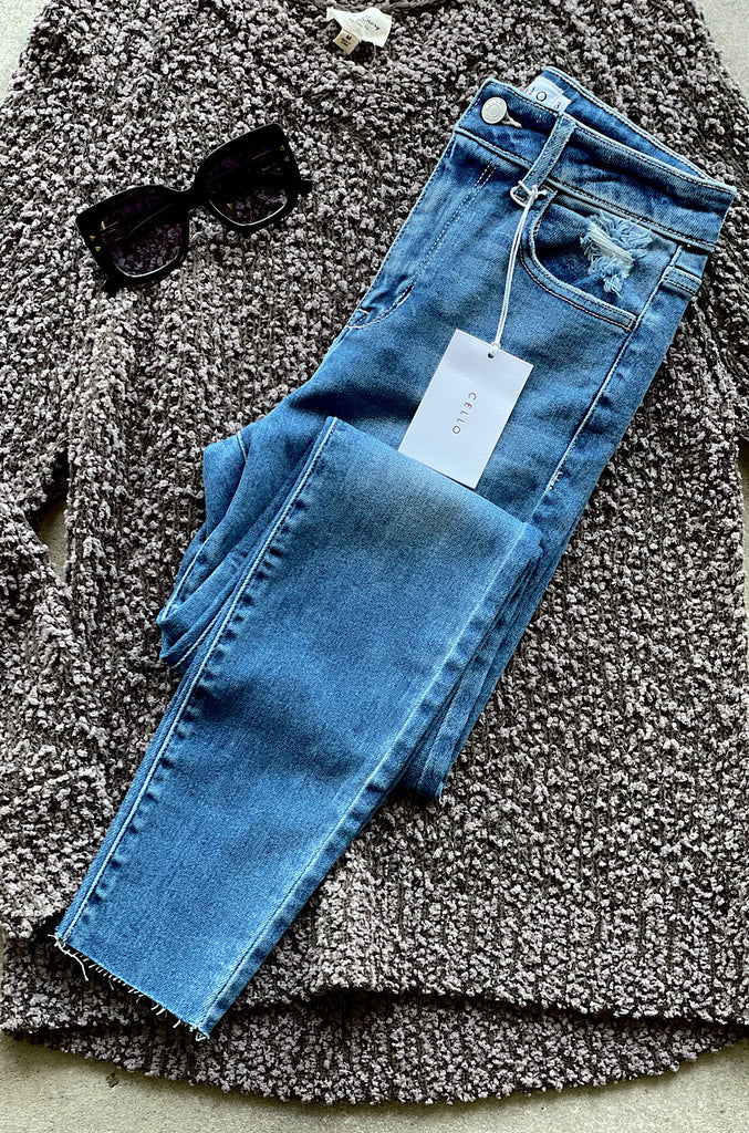 Leave Your Mark Jeans