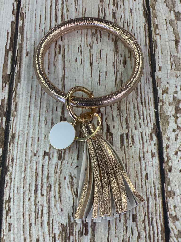 Keyring Bangle