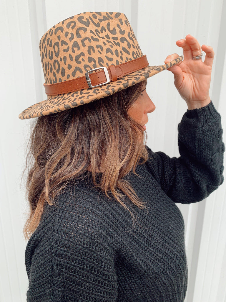 The Tulsa Hat-Camel - BOMSHELL BOUTIQUE