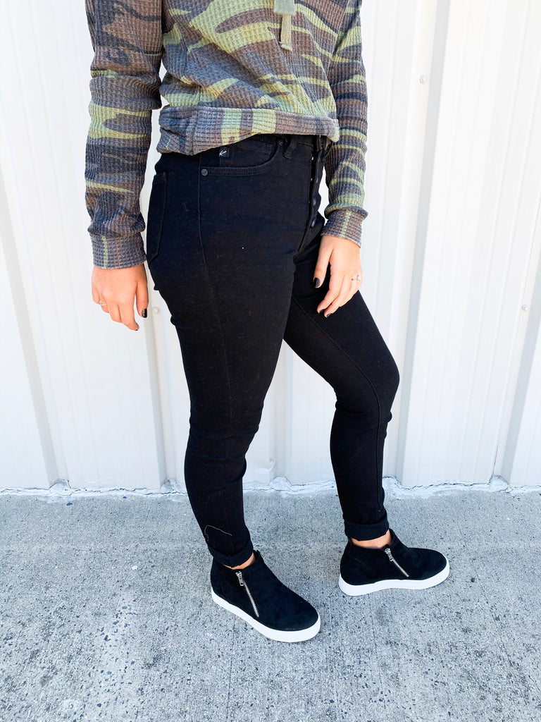 Dinah Black Denim