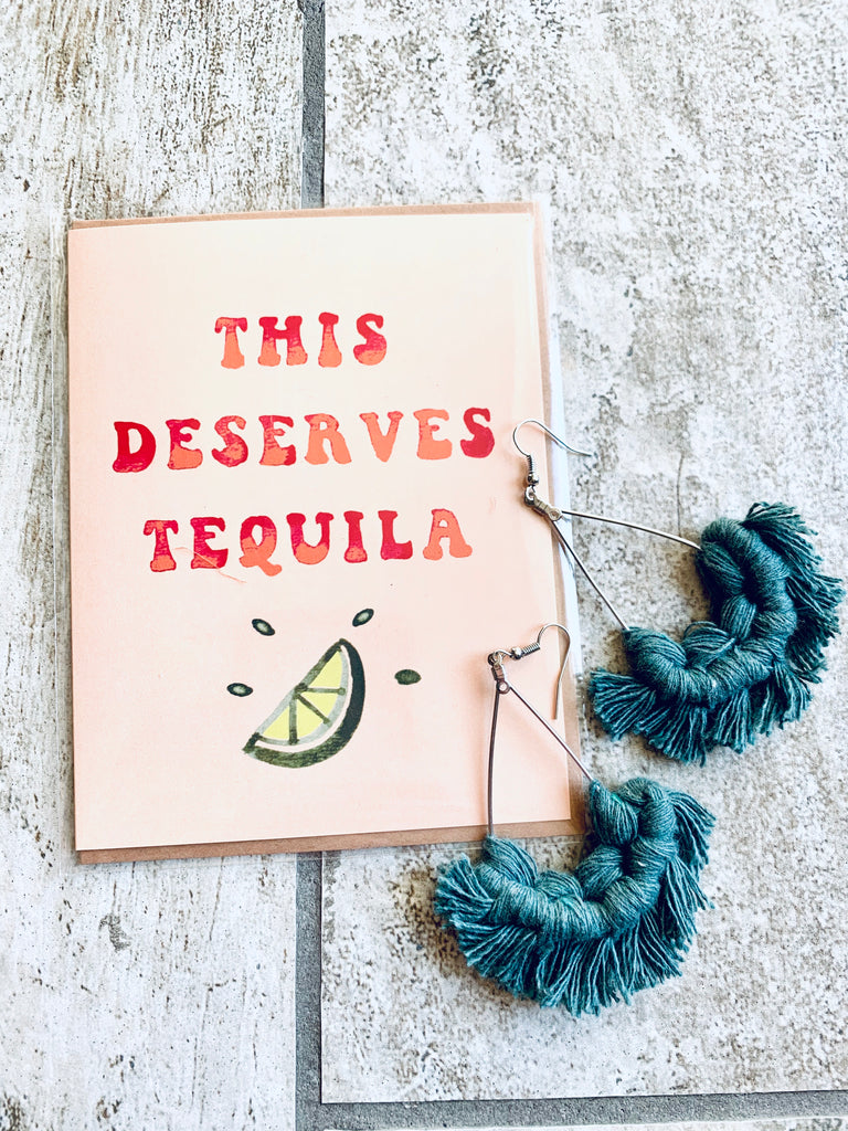 This Deserves Tequila Care Package - BOMSHELL BOUTIQUE