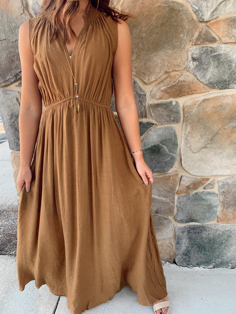 Marley Maxi Dress - BOMSHELL BOUTIQUE