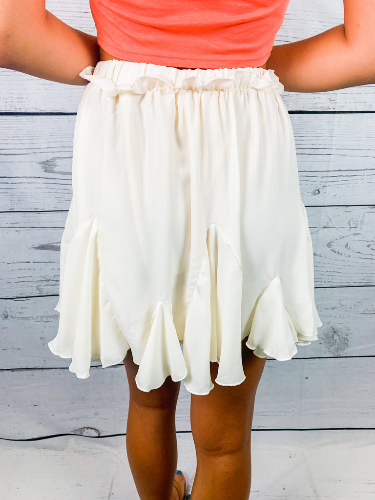 Emerson Pleated Mini Skirt - BOMSHELL BOUTIQUE