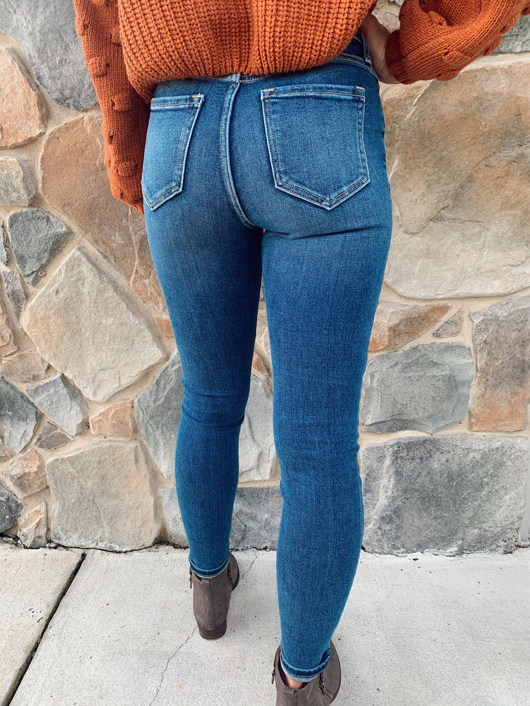 Welcome Back Jeans - BOMSHELL BOUTIQUE