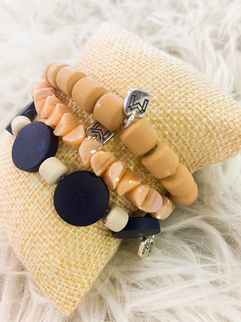 Coastal Living Bracelets - BOMSHELL BOUTIQUE