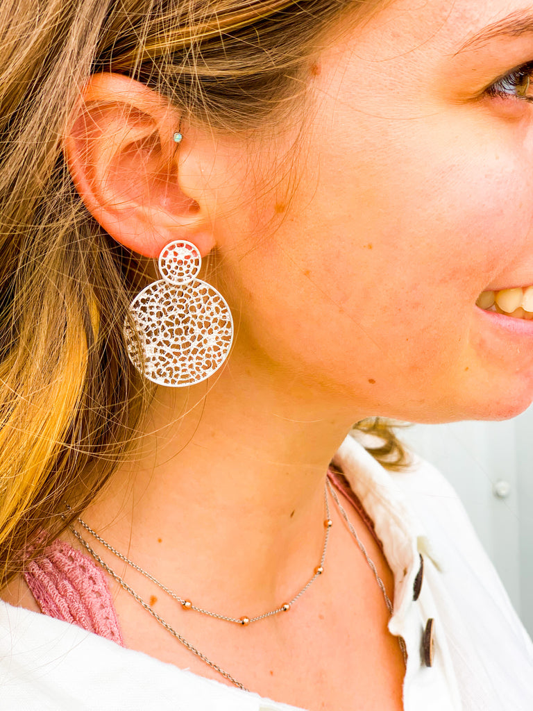 Corinna Earrings - BOMSHELL BOUTIQUE