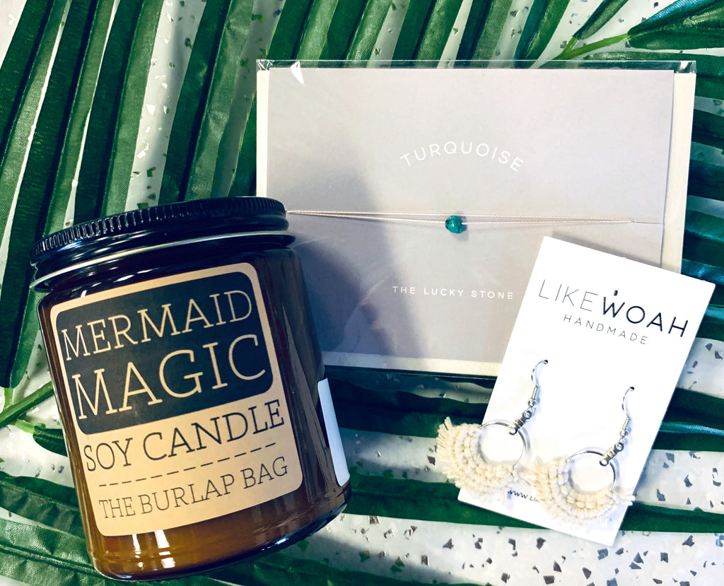 Mermaid Magic Care Package #2 - BOMSHELL BOUTIQUE