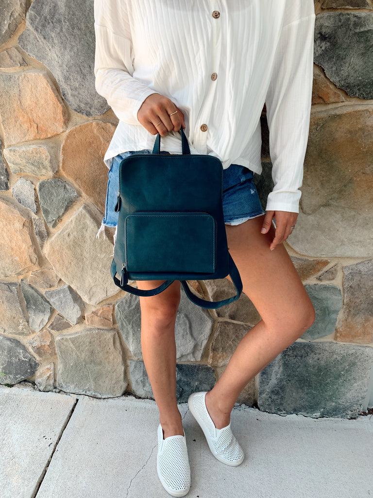 Julia Mini Backpack - BOMSHELL BOUTIQUE