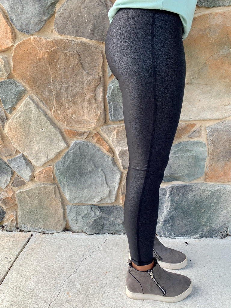 Callie Pebble Leggings - BOMSHELL BOUTIQUE