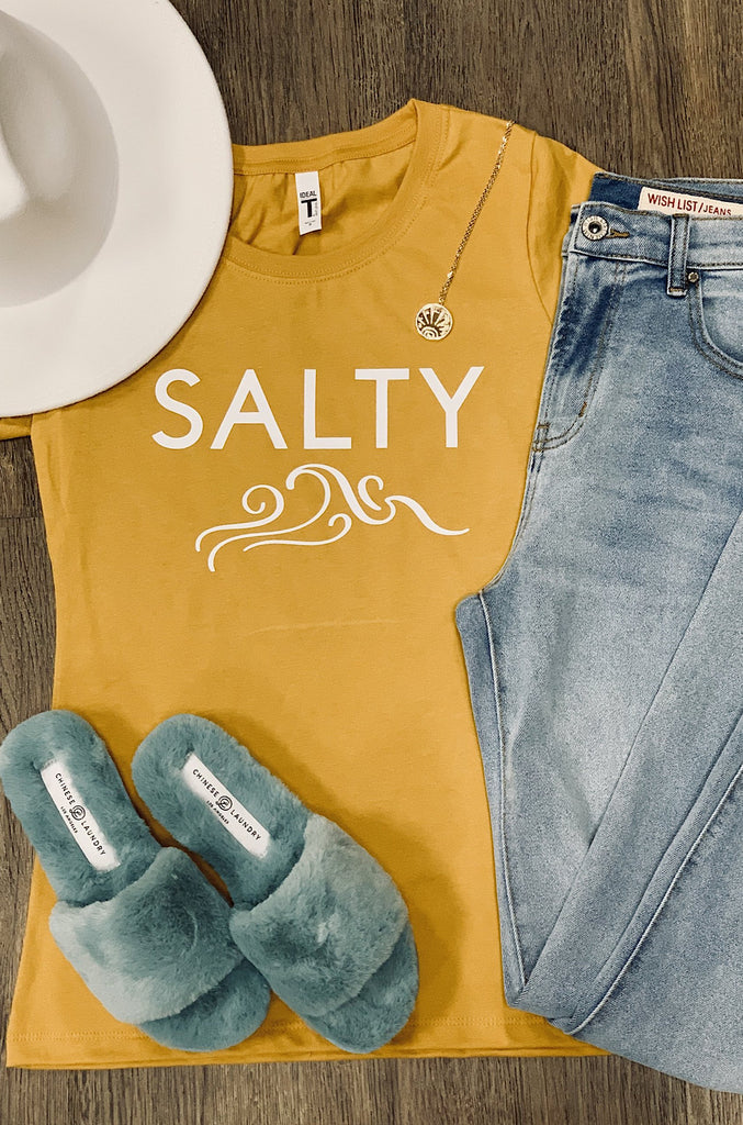Salty Graphic T-Shirt