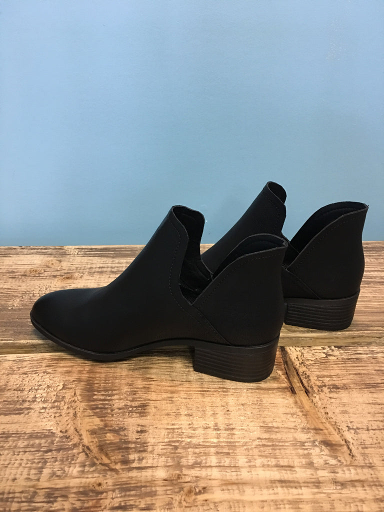 MADDEN GIRL ZAVIER BOOT BLACK - BOMSHELL BOUTIQUE
