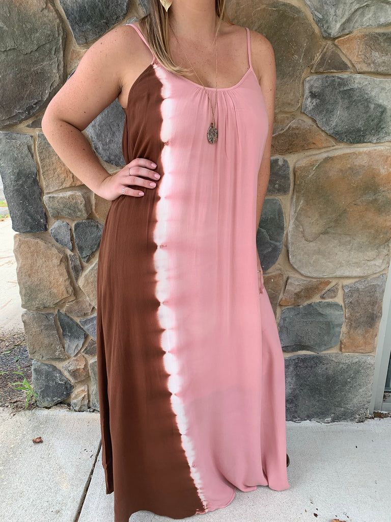 Monday Blue's Maxi Dress - BOMSHELL BOUTIQUE