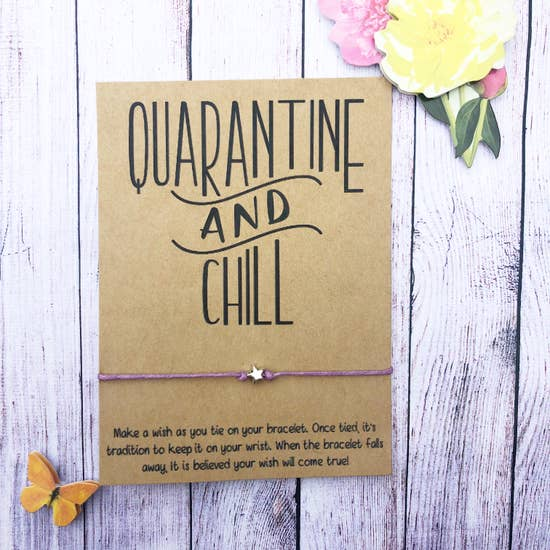 Quarantine & Chill - Quarantine Collection - BOMSHELL BOUTIQUE