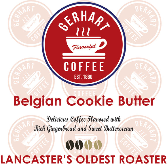 Belgian Cookie Butter
