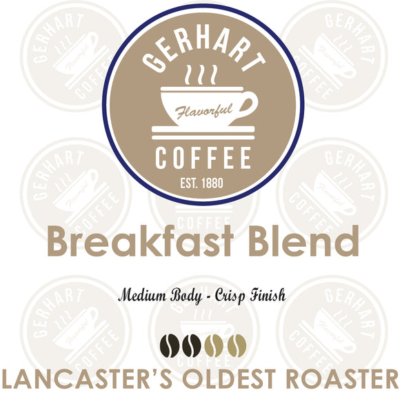 Breakfast Blend - Single Brew Tear Packs