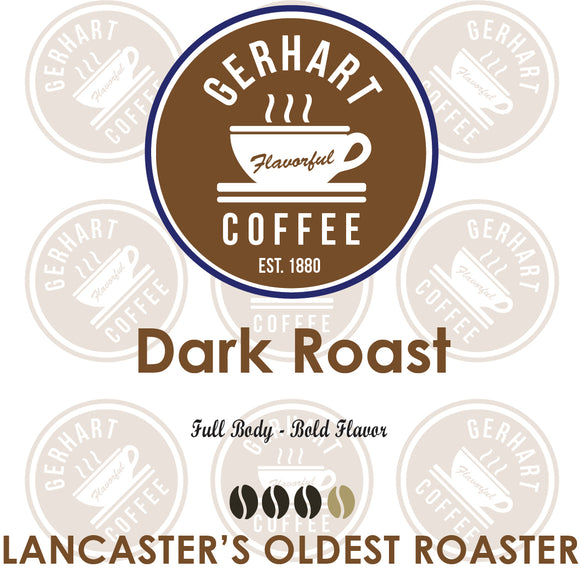 Dark Roast Blend - Single Brew Tear Packs