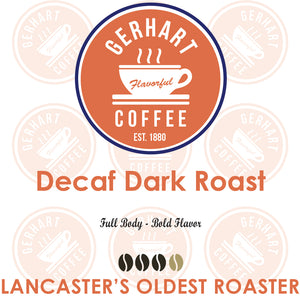 Decaf Dark Roast