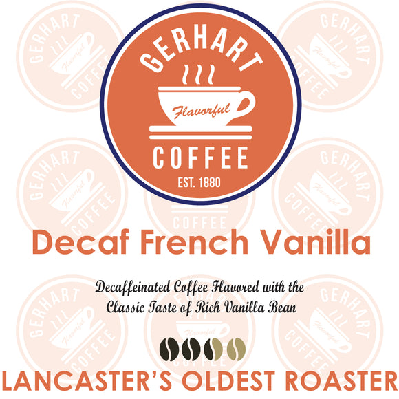 DECAF French Vanilla