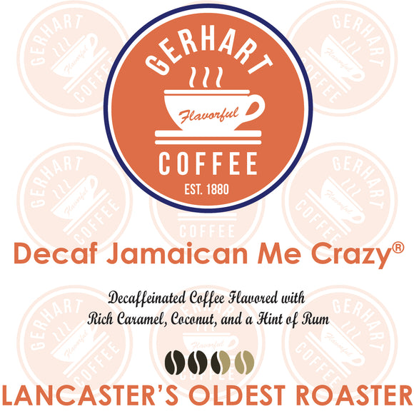 DECAF Jamaican Me Crazy®