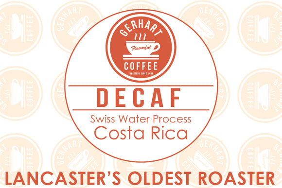 K-Cup Costa Rica Decaf Swiss Water Process