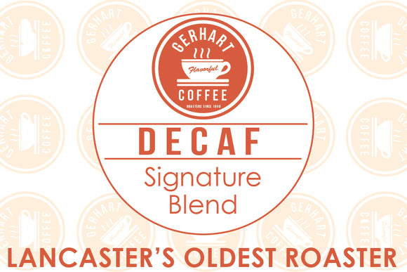 K-Cup Decaf Signature