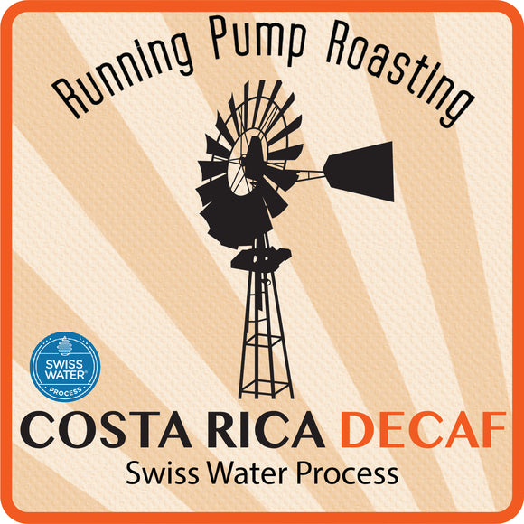 Costa Rica - Swiss Water Process