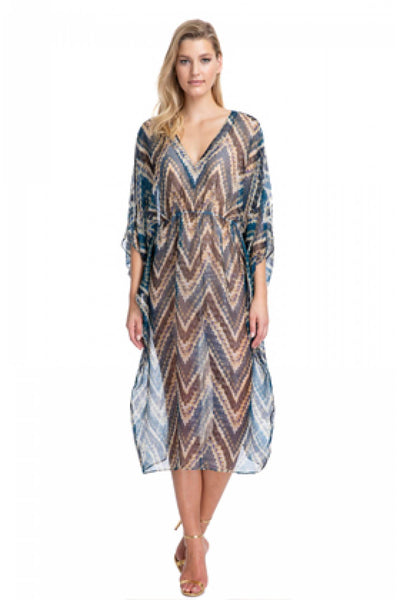 Gottex, MOROCCAN JEWEL BEACH KLEID - Bellizima