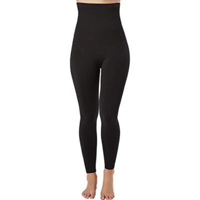 Spanx, LOOK AT ME NOW HIGH-WAISTED SEAMLESS LEGGINGS - Bellizima