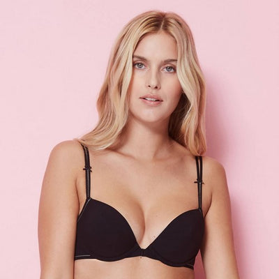 Simone Pérèle, JAVA PUSH-UP-BH | SCHWARZ | SALE - Bellizima