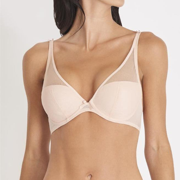 Aubade, NUDESSENCE TRIANGEL PUSH-UP BH - Bellizima