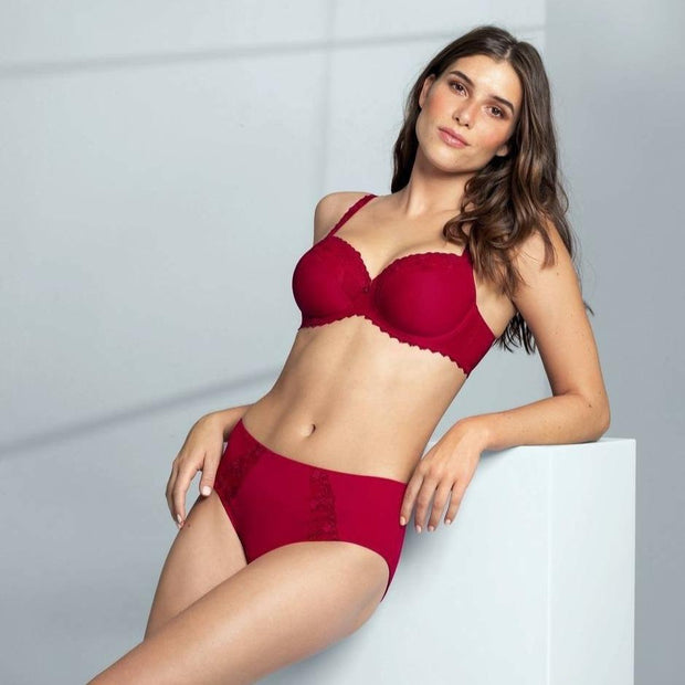 GRAZIA, TAILLENSLIP | RUBY RED | SALE